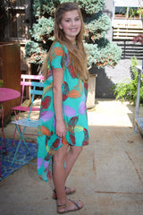 feather frenzy dress