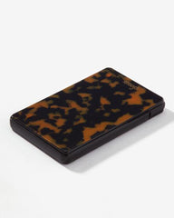 sonix portable charger - brown tortoise
