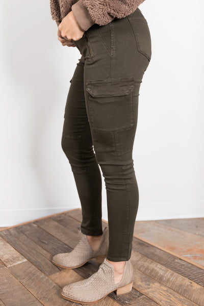 ester cargo pants by dear john