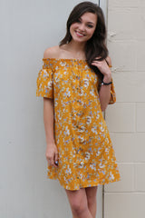 southern summer smocked dress