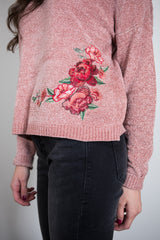 roses everyday sweater