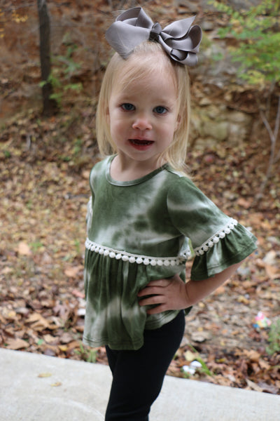 go with the flow toddler top