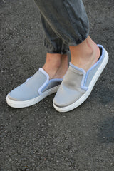 jaxon satin slip on