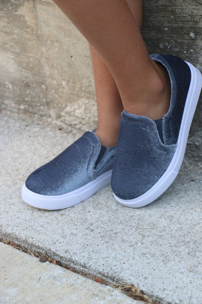 velvet lover kids shoe