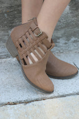 girls cathie bootie
