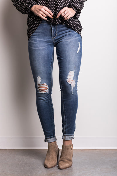 karen skinny calypso crop by articles of society