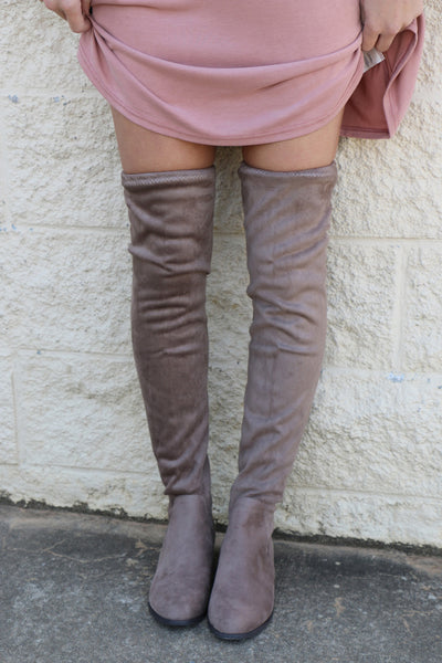 rainey over the knee boot