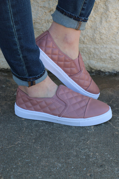 weekend sneaker-mauve