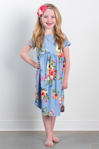 sunday brunch baby doll dress