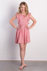 sound of spring girls dress