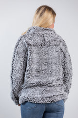 cozy up pullover-charcoal