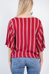 red hot knot top