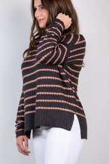 sure thing textured sweater