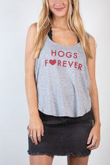 hogs forever side slit tank