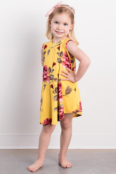 butterfly kisses toddler dress