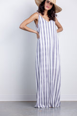 all the talk maxi dress