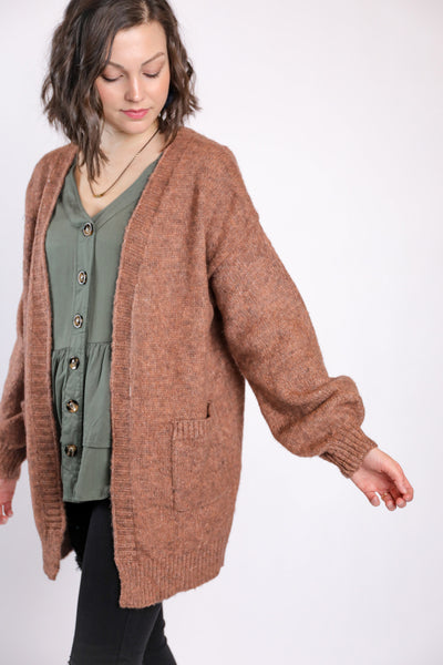 copperleaf cardigan
