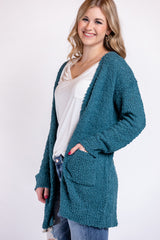 the cold of winter cardi