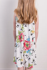 pretty in paradise dress