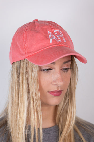 ar coral hat