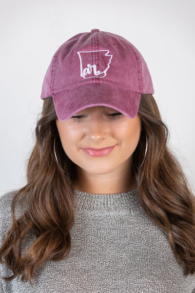 ar state loop hat