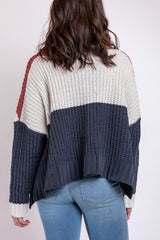 fall tones sweater