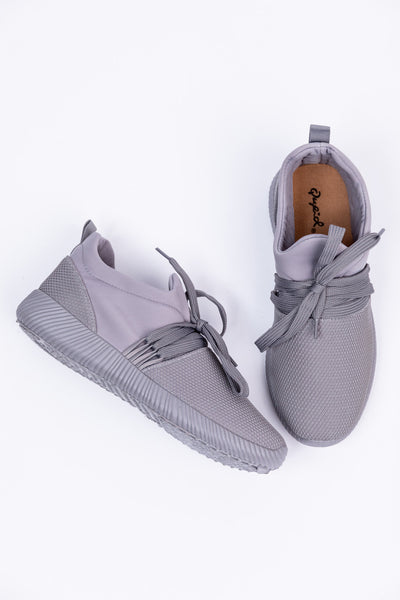 nacara shoes-grey
