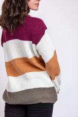 colors of the season sweater
