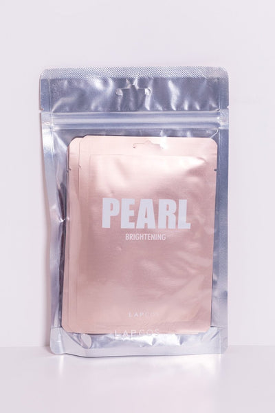 5-pack pearl face masks