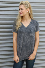 love at first sight boyfriend tee-grey