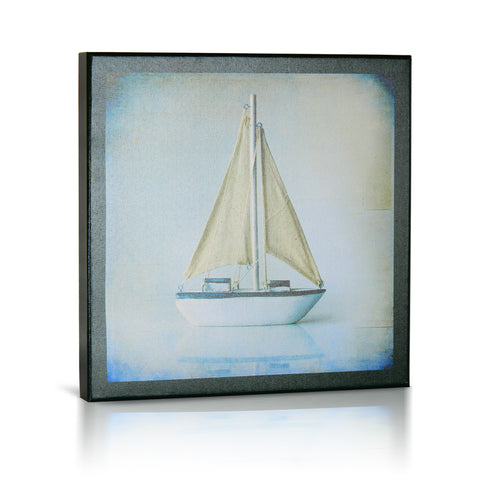 Sailboat I, Gallery Wrapped Canvas Art