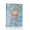 'My Little Monkey Boy' Gallery Wrapped Canvas Art