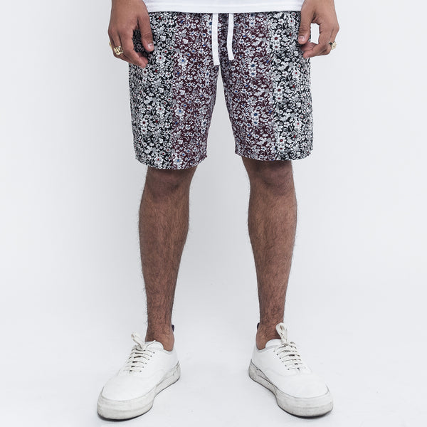 Men's Graphic Short in Floral