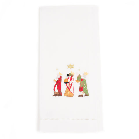 Wise Men Guest Towel