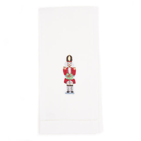 Nutcracker Guest Towel