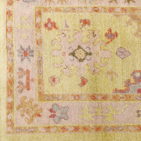 Wool Oushak Runner No. 1007