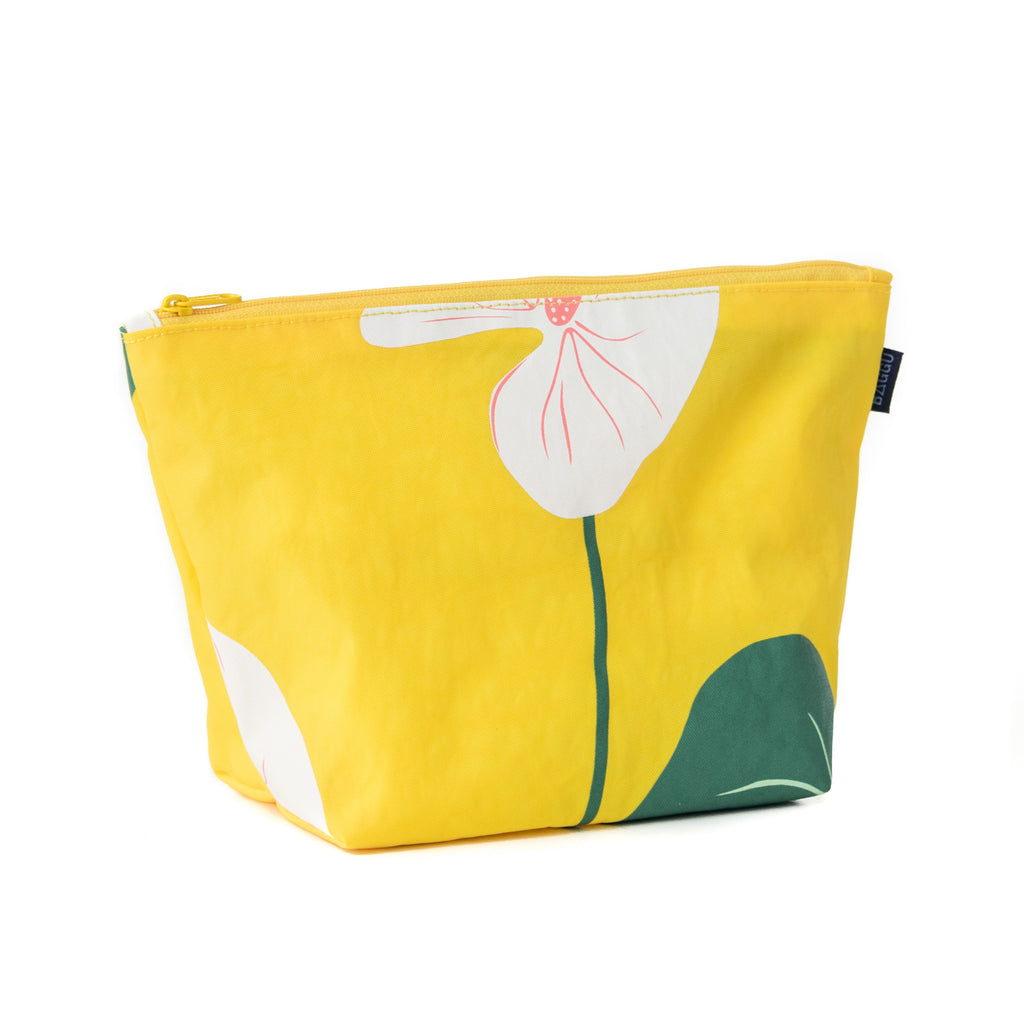 Medium Carry All Pouch, Anthurium
