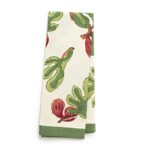 Fig Tea Towel