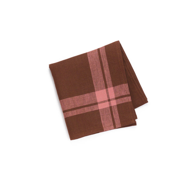 Hudson Chocolate Kitchen Towel