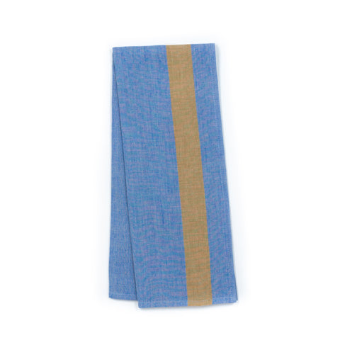 Waikiki Blue Stripe Kitchen Towel