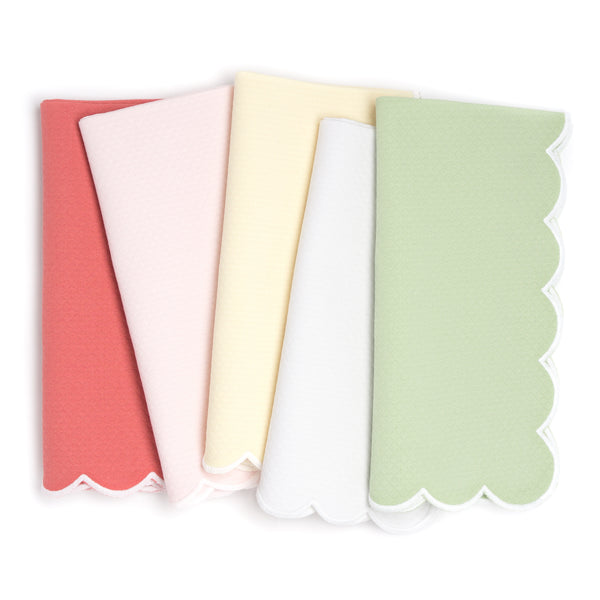 Savannah Gardens Dinner Napkin, Butter