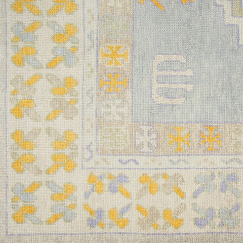 Wool Oushak Rug No. 1041