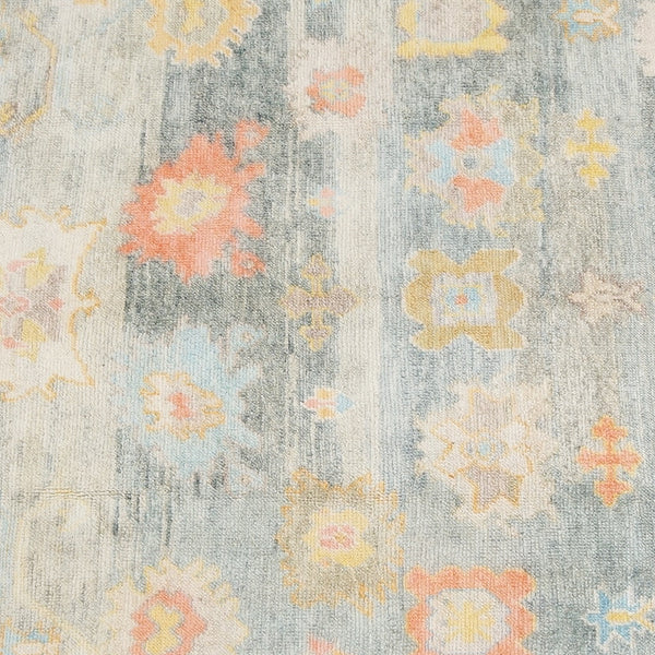 Wool Oushak Rug No. 1042
