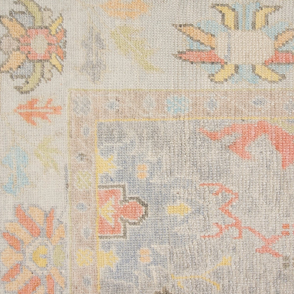 Wool Oushak Rug No. 1032