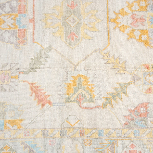 Wool Oushak Rug No. 1036