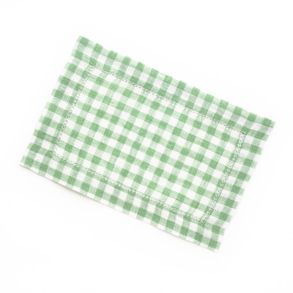 Picadilly Cocktail Napkin, Clover