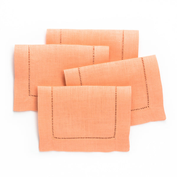 Festival Cocktail Napkin, Peach
