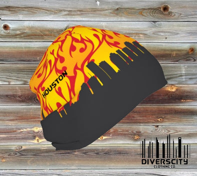 Houston ON FIRE Diverscity Beanie