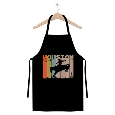 Houston Cowboys Premium Jersey Apron