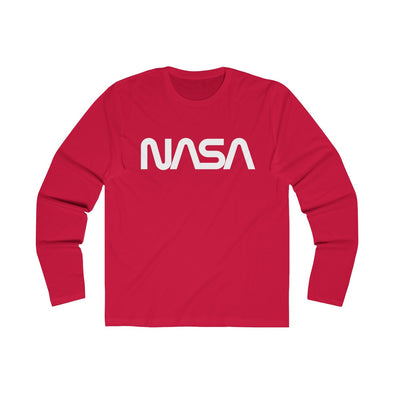 NASA Men's Long Sleeve Crew Tee